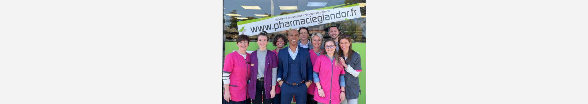 Pharmacie Glandor,CEPET